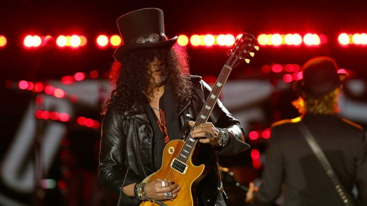 Report: Slash Confirms New Guns N' Roses Album Being Made | Society Of Rock Videos