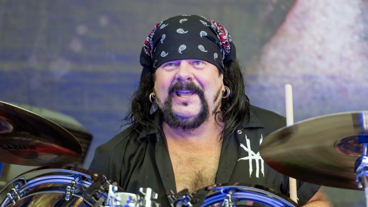 Vinnie Paul Not Shown In Grammy's 'In Memoriam' Segment