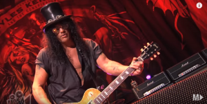 The Time Guns N' Roses' Slash Saw The Most Awkward Thing Ever