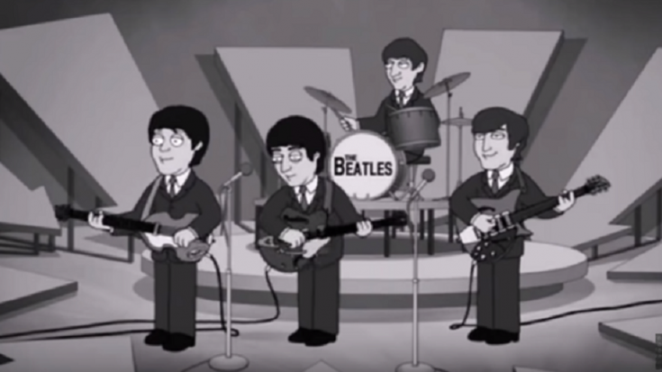 All The Beatles Jokes And References In Family Guy Will Make You Laugh Hysterically | Society Of Rock Videos