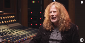 Dave Mustaine Has 8 New Songs For You