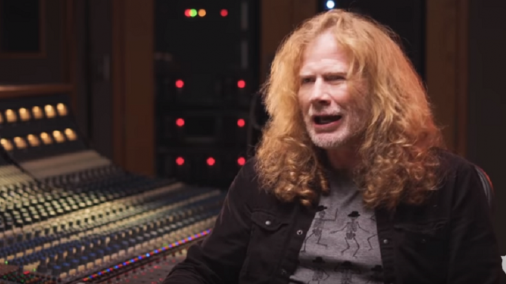 Dave Mustaine Has 8 New Songs For You | Society Of Rock Videos