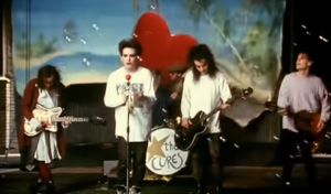 The Cure Are Currently Working On Their New Album