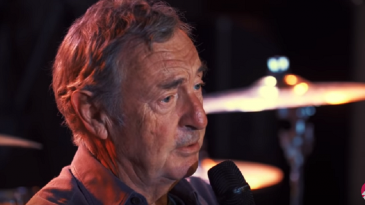 Nick Mason Gives Up On Pink Floyd Reunion | Society Of Rock Videos