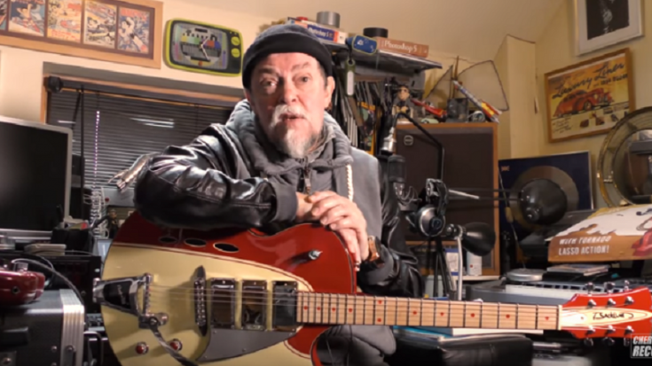 Why Be-Bop Deluxe's Bill Nelson Deserves More Recognition | Society Of Rock Videos