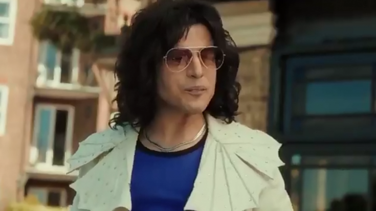 Editor Of Bohemian Rhapsody Can't Watch This Scene In The Movie   Society Of Rock Videos