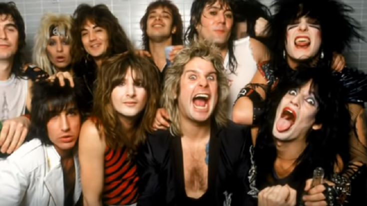 "The Real Life Story Of Ozzy's Scene In The Film ""The Dirt"" Is Much, Much Worse 