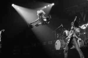 On A 3-Hour Appearance, David Lee Roth Shared The Formative Years Of Van Halen
