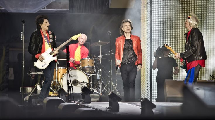The Rolling Stones Announced A Greatest-Hit Compilation Featuring A Track With Dave Grohl