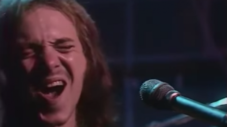 "Humble Pie's ""Black Coffee"" Is Served Hot In This 1973 Performance 