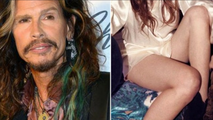 Steven Tyler Just Shared This Photo Of His Daughter For Her 30th Birthday – What A Stunner | Society Of Rock Videos