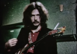 Eric Clapton At 23 Demonstrates How He Became An Electric Blues Rock Hero