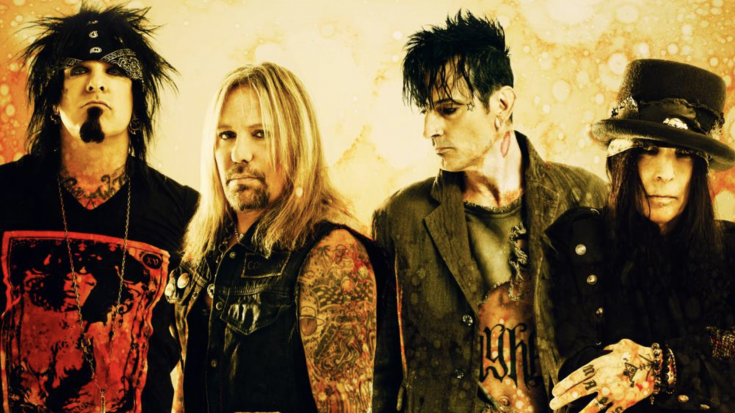 Mötley Crüe Just Released TWO New Songs Today – This Is Not A Drill! | Society Of Rock Videos