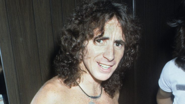 Australian Government Buys Old Bon Scott Letter And No One Knows Why… | Society Of Rock Videos