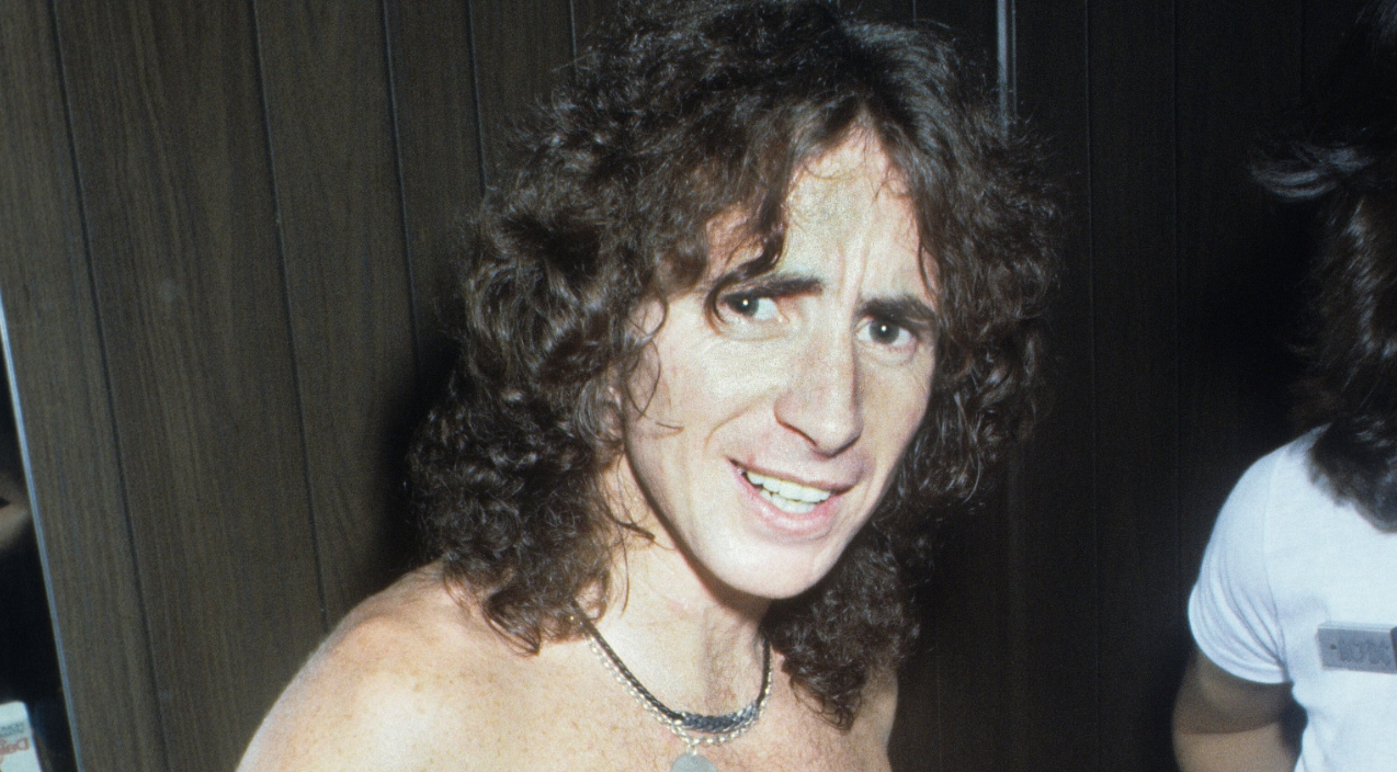 BON SCOTT Biography: His Death, AC/DC, His Childhood