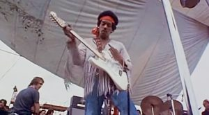 "Jimi Hendrix Jamming ""Voodoo Child"" Will Remind You What Woodstock Was All About"