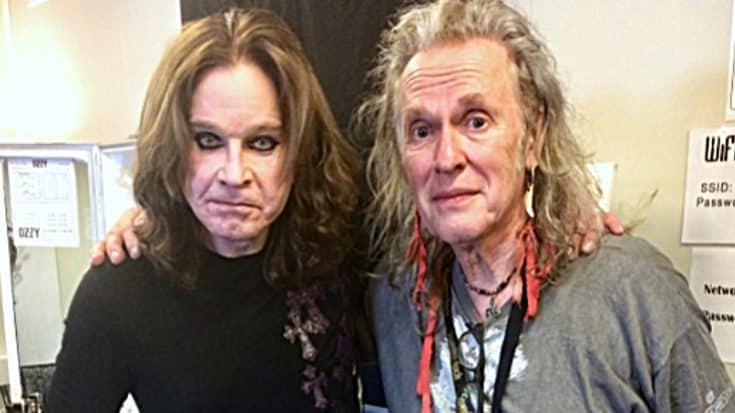 Ozzy Osbourne Mourns The Loss Of Dear Friend