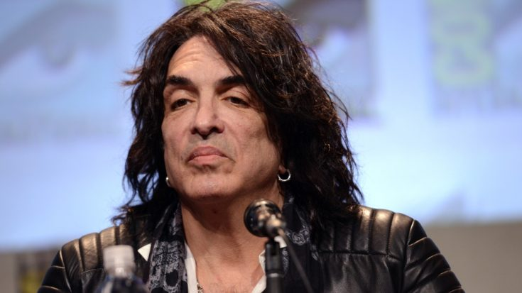 Paul Stanley Has Been Accused Of Lip-Syncing – He Finally Speaks Out | Society Of Rock Videos