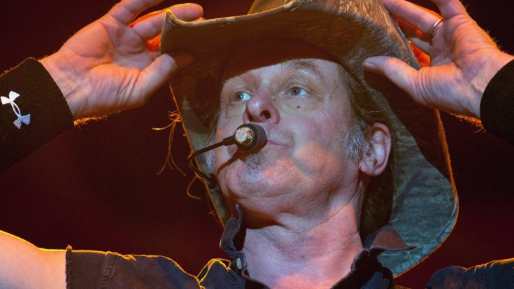 Ted Nugent Is Going On Tour! – See When He's Coming To Your City | Society Of Rock Videos