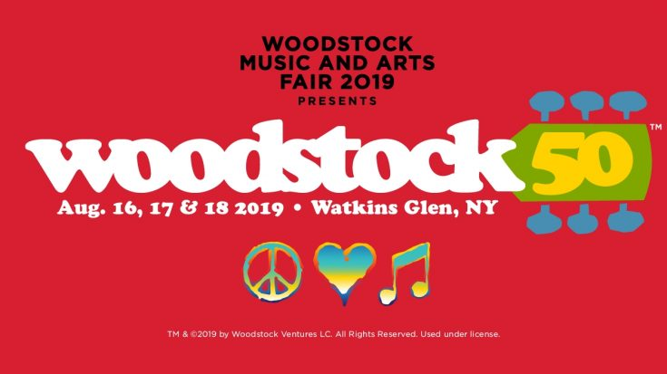 Breaking: Woodstock 2019 Lineup Announced