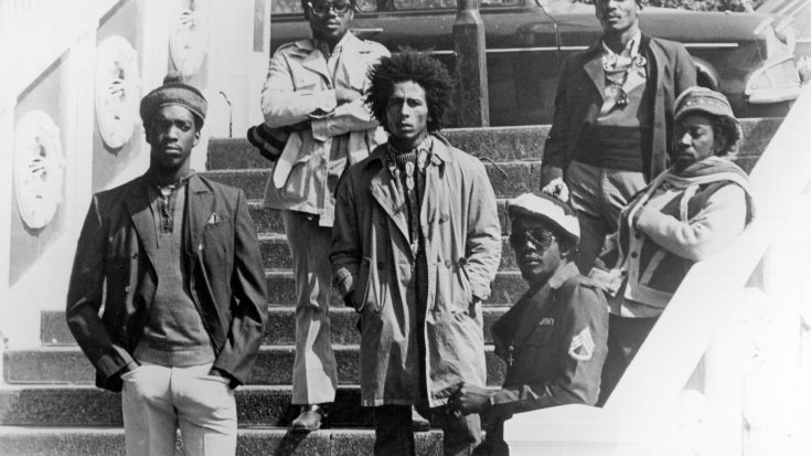 Watch A High Quality Rare Video Of The Wailers – One With Bob, Peter and Bunny