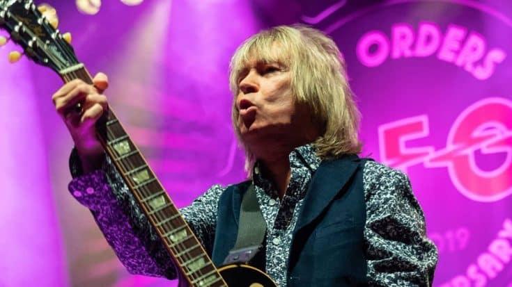 Report: Legendary Guitarist/Keyboardist Dead At 73 | Society Of Rock Videos
