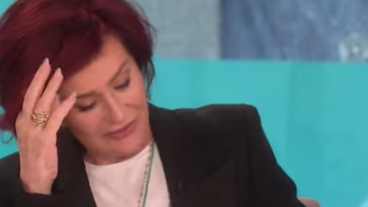 Sharon Osbourne Reveals Details Of Son Jack's Scary Coffee Shop Attack | Society Of Rock Videos