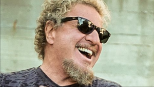 Flashback To That Time Sammy Hagar Once Scared A Singer Out Of Auditioning For Van Halen