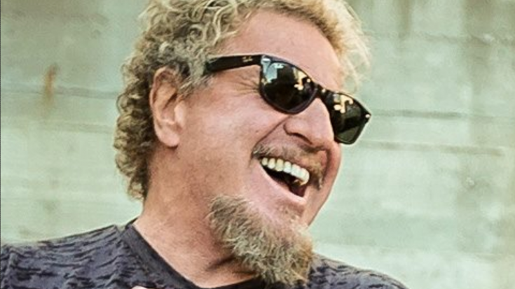 The Time Sammy Hagar Came Close To Joining Aerosmith | Society Of Rock Videos