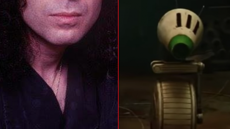 Is The New 'Star Wars' Droid A Sneaky Tribute To This Late Rock Legend?   Society Of Rock Videos