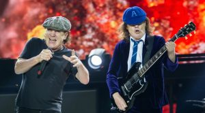 Report: Brian Johnson To Join AC/DC On Next Tour
