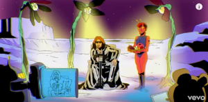 """""""Mission To Mars"""" Animated Video Released By Ace Frehley"""