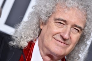 "Brian May Has A New ""Funky Hot"" Project!"