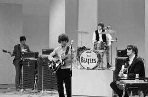 A Study Says The Beatles Didn't Really Spark The Musical Revolution In America