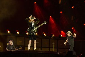 The Best Song From Every AC/DC Album