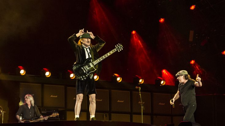 The Best Song From Every AC/DC Album   Society Of Rock Videos