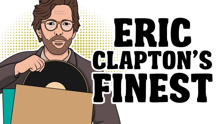 the best eric clapton albums of all time society of rock. Black Bedroom Furniture Sets. Home Design Ideas