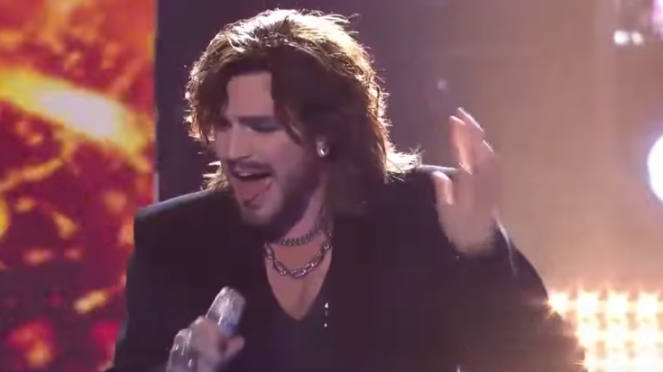 "Adam Lambert and Contestant Put On Insane ""Bohemian Rhapsody"" Performance Last Night On American Idol 