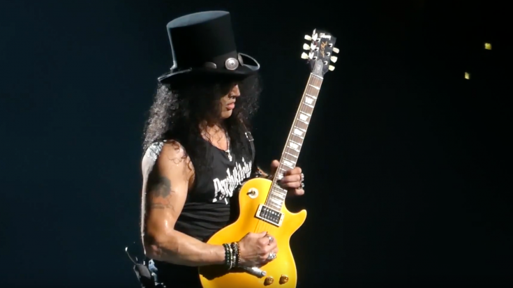 Slash Confirms New Guns N Roses Album | Society Of Rock