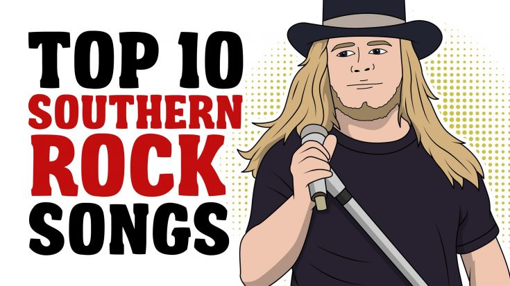 Top 10 Southern Rock Songs | Society Of Rock Videos