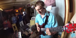People Request Jimi Hendrix And This One-Man Band Blew Their Minds