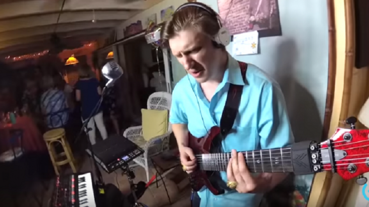 People Request Jimi Hendrix And This One-Man Band Blew Their Minds | Society Of Rock Videos