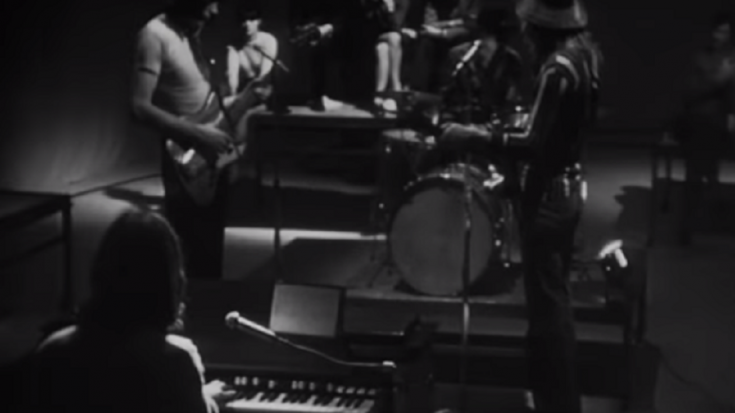 """Pink Floyd Streams 1969 """"A Saucerful Of Secrets"""" Performance 