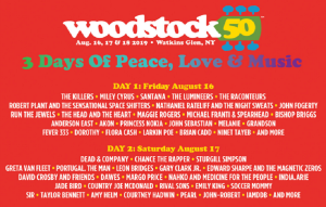 Woodstock 50 Just Hit Another Major Hurdle