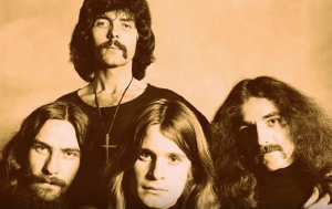 The Wildest Black Sabbath Antics