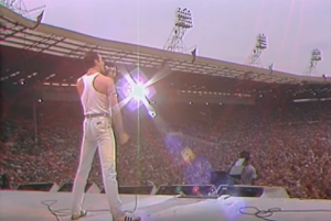 The Things That Happened Behind Queen's Epic Live Aid Performance