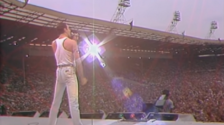 The Things That Happened Behind Queen's Epic Live Aid Performance | Society Of Rock Videos
