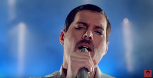 An Unreleased 1986 Freddie Mercury Song Just Surfaced
