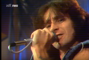 The Incredible Life Story Of Bon Scott