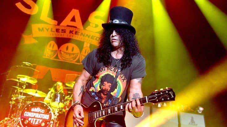Slash Confirms Rock Legend Secretly Joined Guns N' Roses